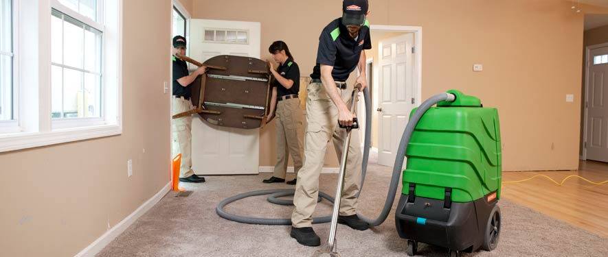 Richmond, VA residential restoration cleaning